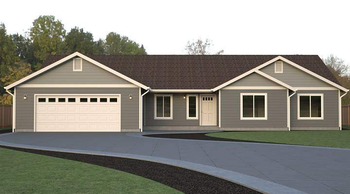 Our Rambler Floor Plans Build Your Lot True Built Home