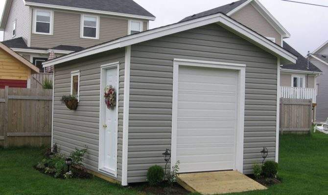 Overhead Small Garage Doors Sheds