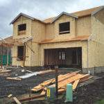 Pacific New House Under Construction