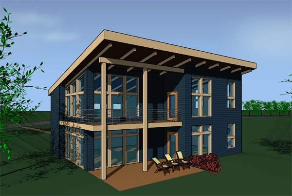 Passive Solar House Plans Higher Comfort Less Energy