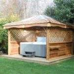 Pdf Diy Hot Tub Gazebo Plans Why Them Homemade Dining