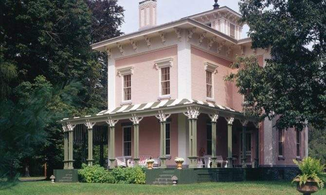 Period Perfect Italianate Restoration Old House