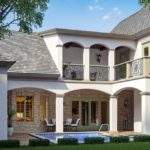 Pin Sater Design Collection Luxury House Plan Rend