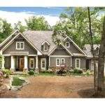Plan Four Bedroom Mountain Cottage Square Feet Bedrooms