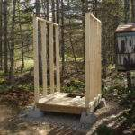 Plans Building Outhouse Floor
