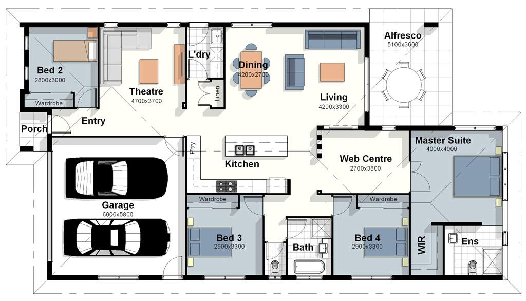 Plans Finlay Homes