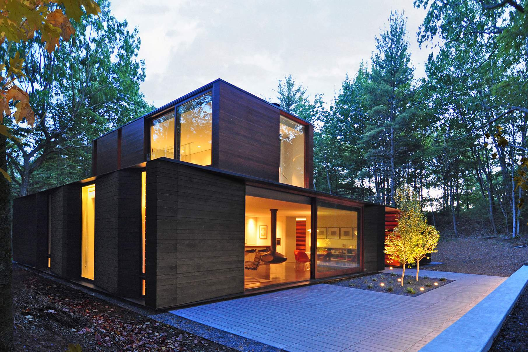 Pleated House Residential Architect Johnsen Schmaling