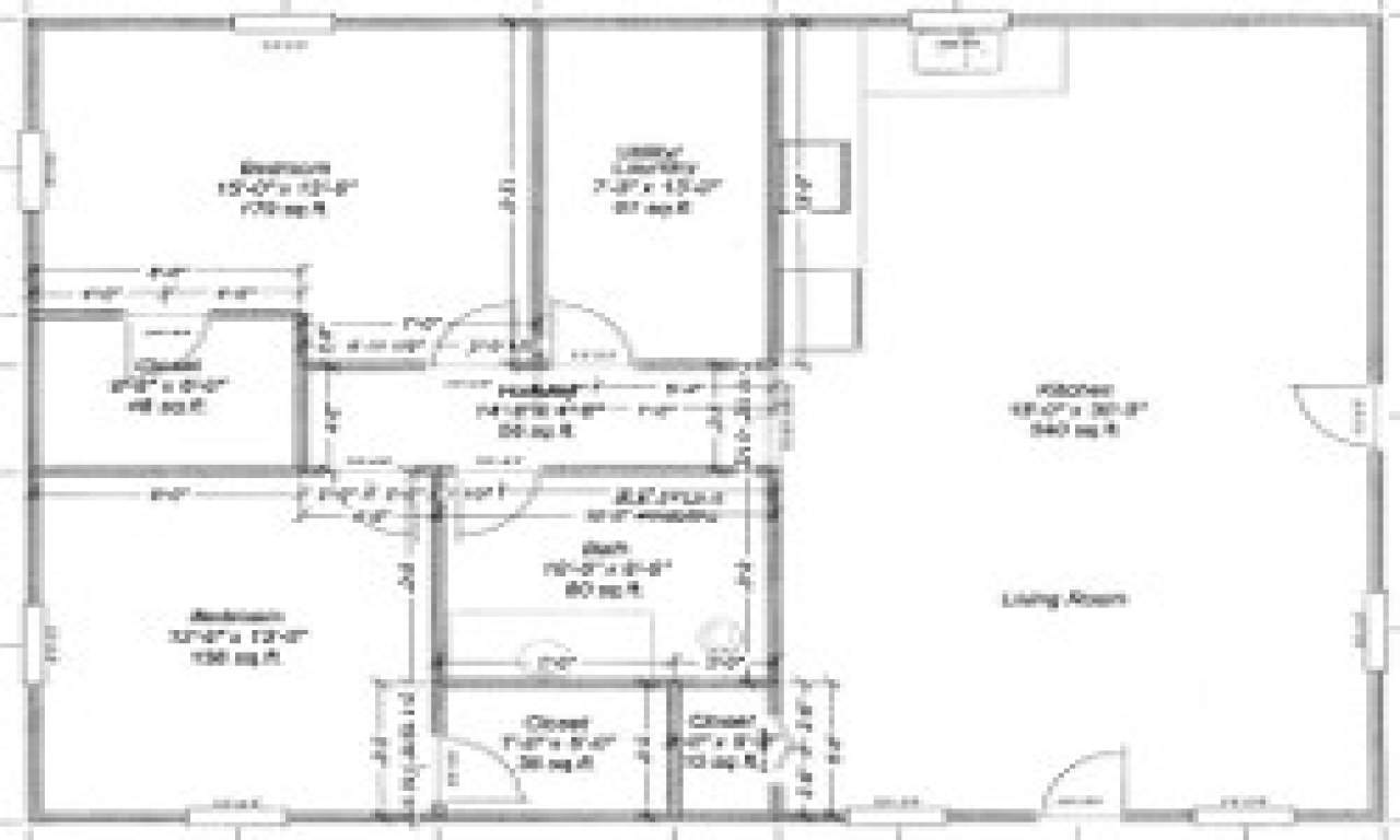 Pole Shed House Plans