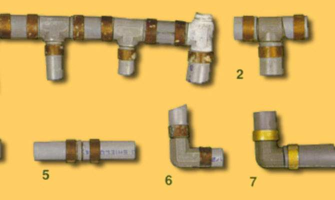 Polybutylene Pipe Repipes Done Right