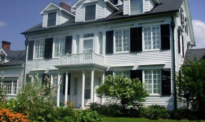 Popular Architectural Home Styles Exterior