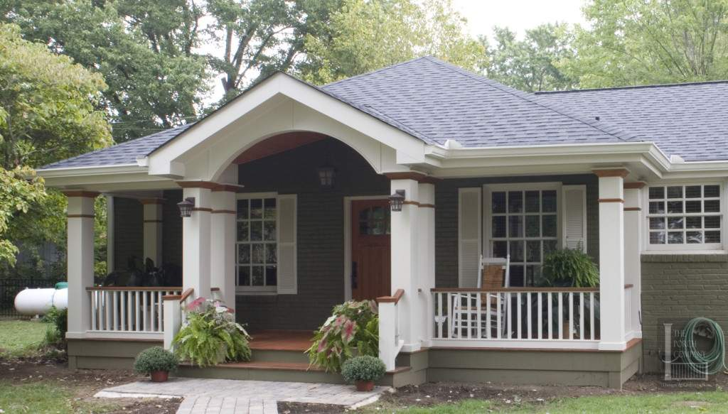 Porch Roof Designs Choosing Right Style