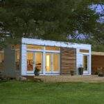 Prefab Home Origins Green Building Sustainable Architecture
