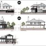 Private House Plans Elevations Sections Design Mine Pty Ltd