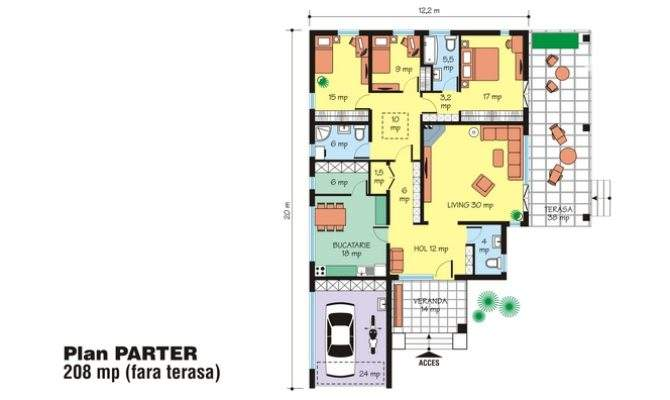 Proiecte Case Spatioase Spacious House Plans