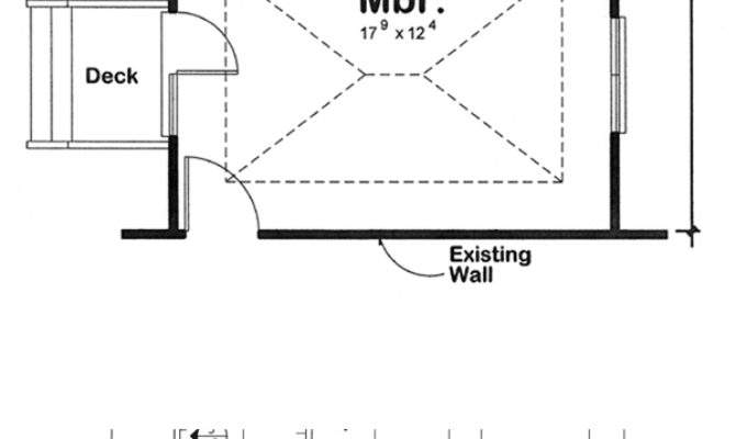 Project Plan Master Bedroom Addition One