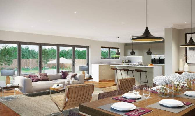 Pros Cons Open Plan Living Love Chic
