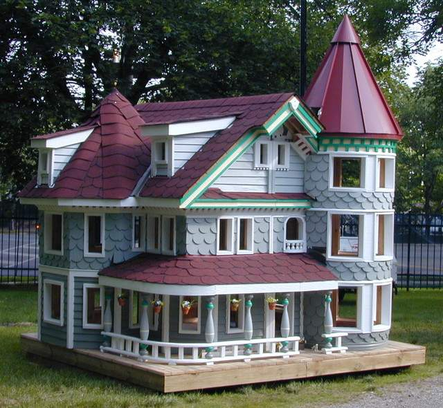 Quigley Custom Homes Playhouse Naperville Victorian