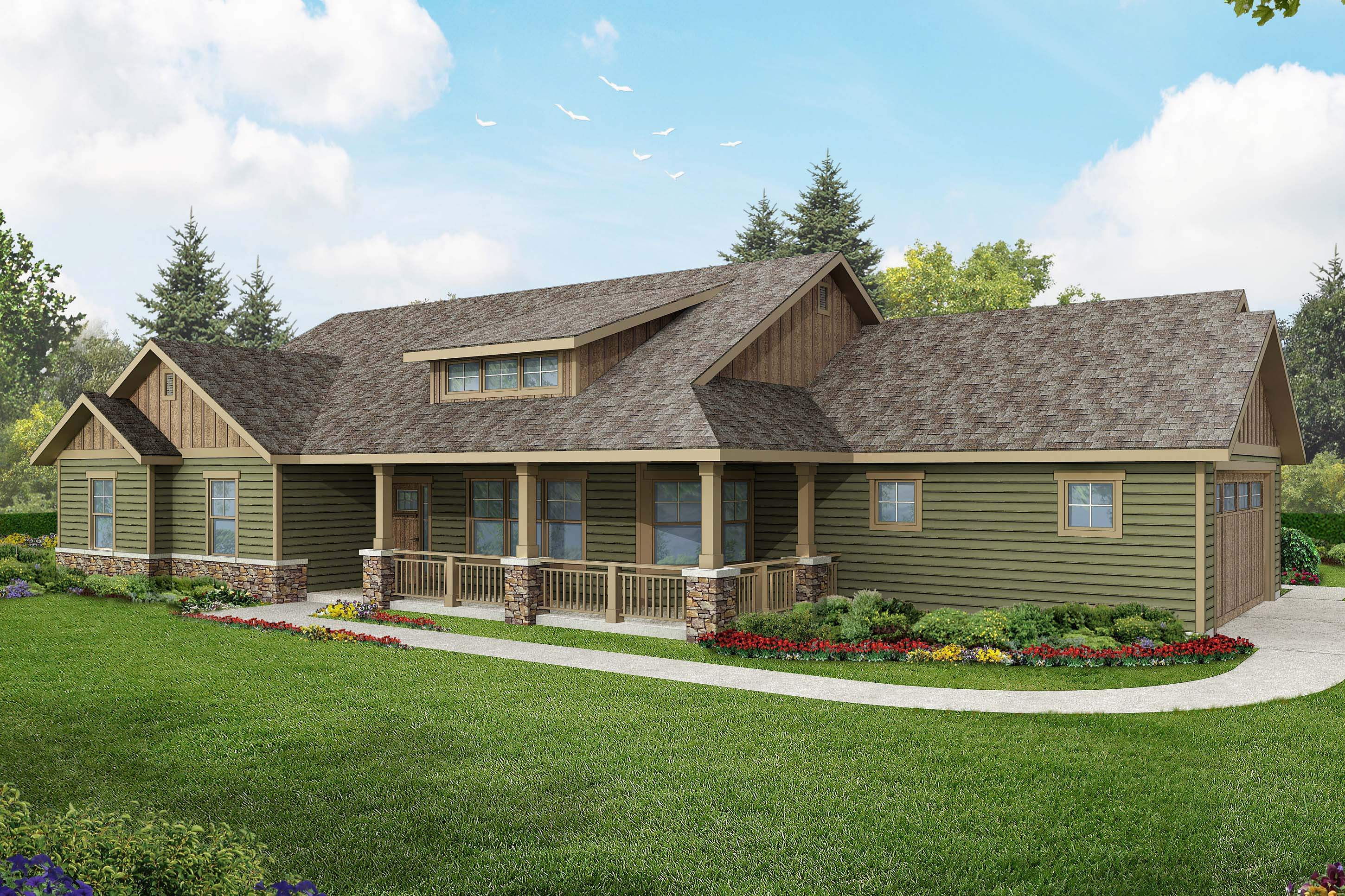 Raised Ranch House Plans Getting Right Choice