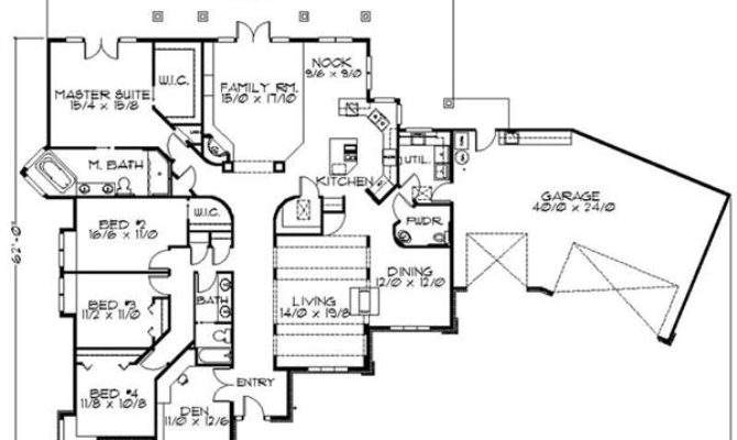 Ranch House Plans Home Deco