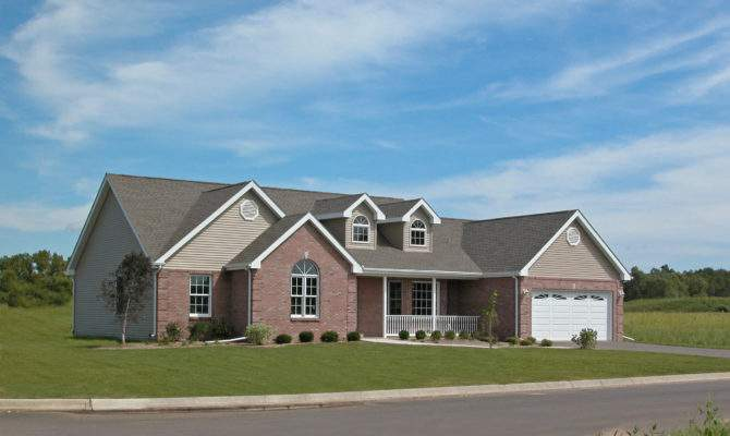 Ranch Style Home Exteriors Deentight