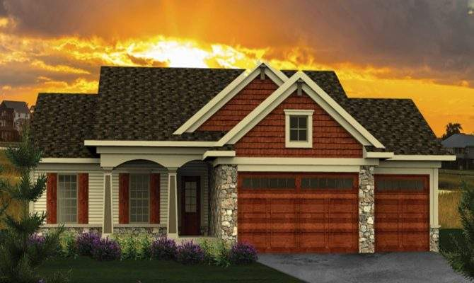 Ranch Style Home Plans