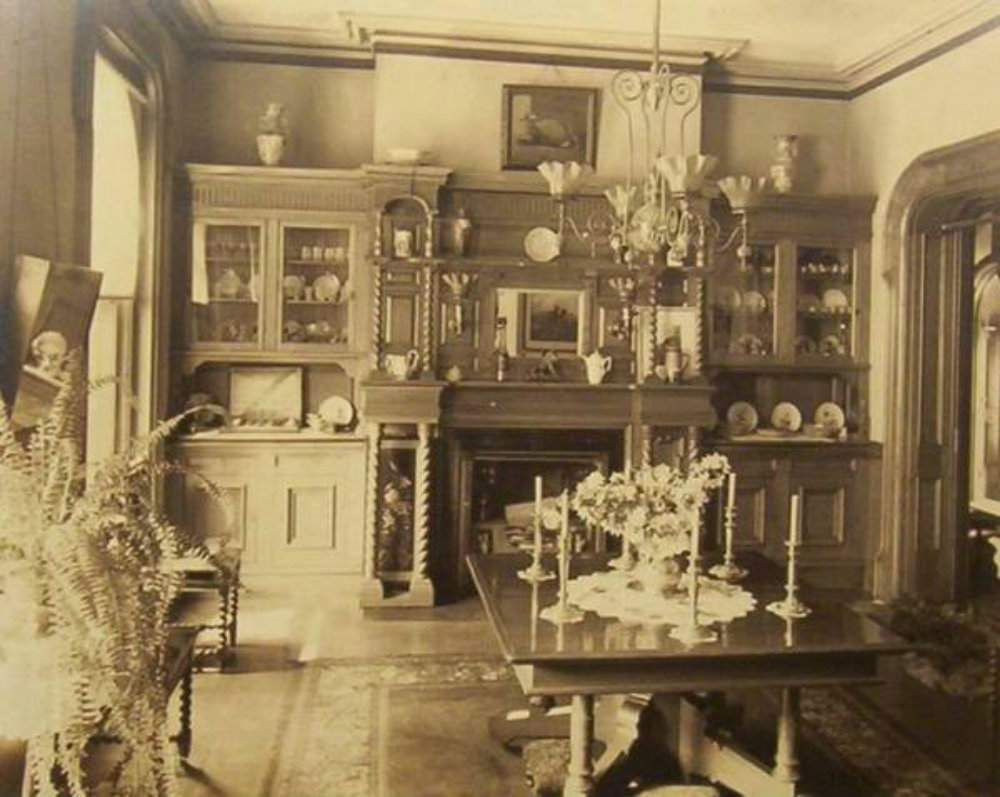 Rare Look Inside Victorian Houses