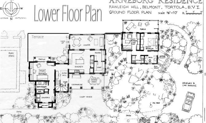 Rawleigh Hill House Plans