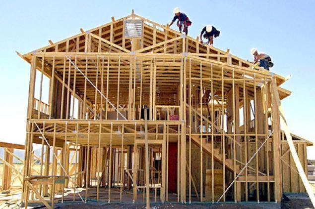 Real Estate Market Looking New Home Construction Rises