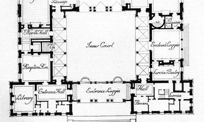 Recreation Ancient Roman Country House Getty