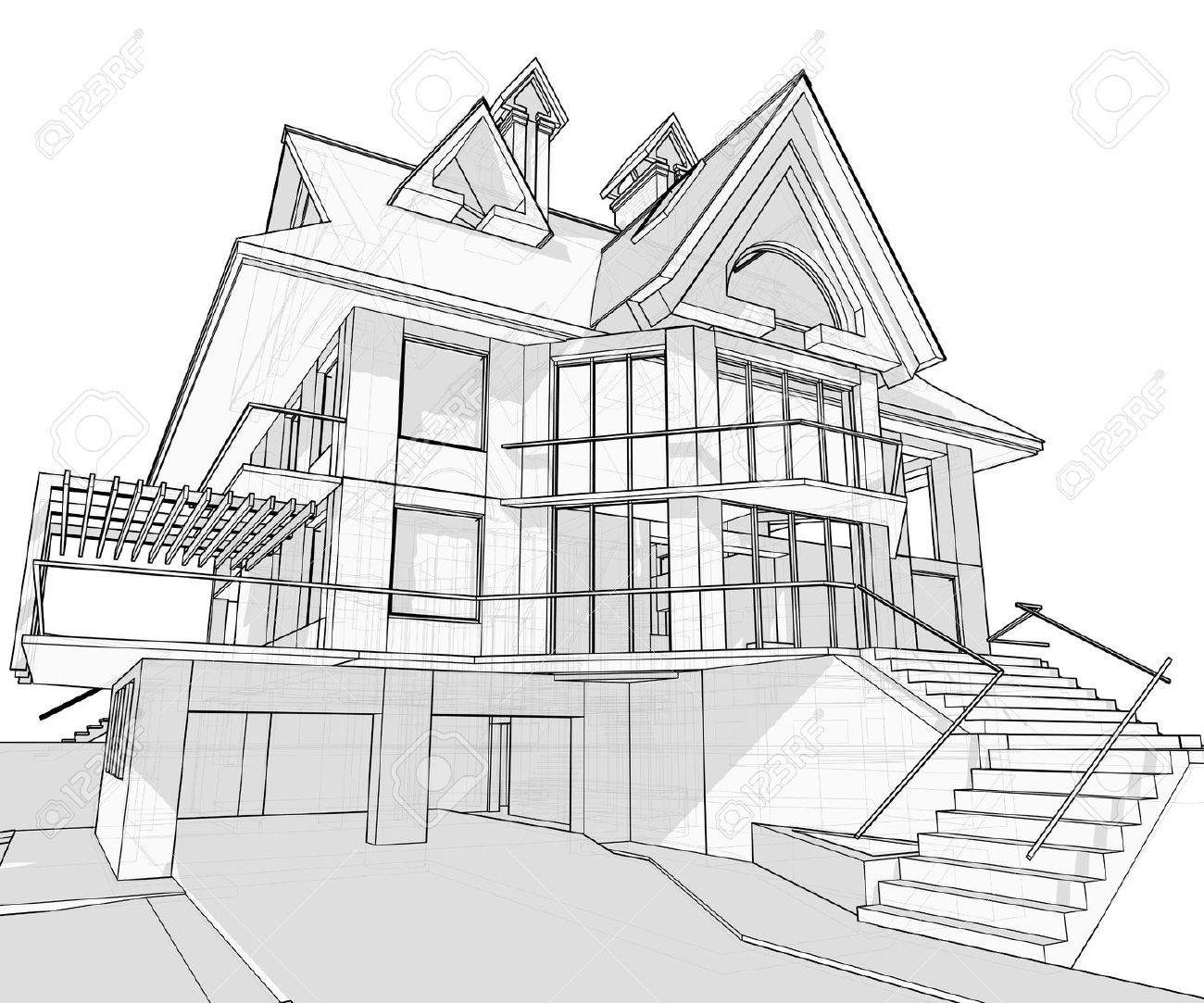 Related Sketch Pinterest Architecture Design