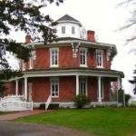 Relevant Tea Leaf Octagon House