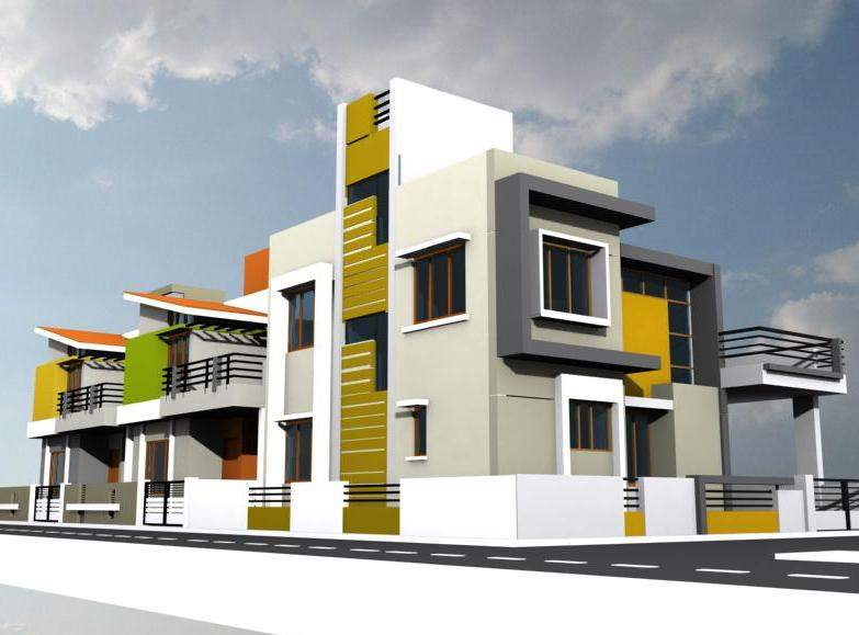 Residential Building Elevation Photos Homedesignpictures