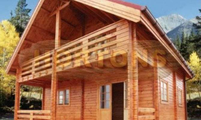 Residential Log Cabins Sale