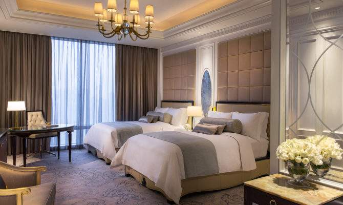 Ritz Carlton Macau Opens World First All