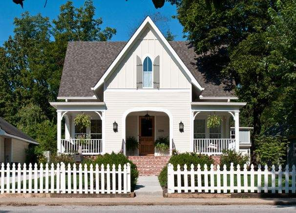 Roots Style Complex Romantic Gothic Revival