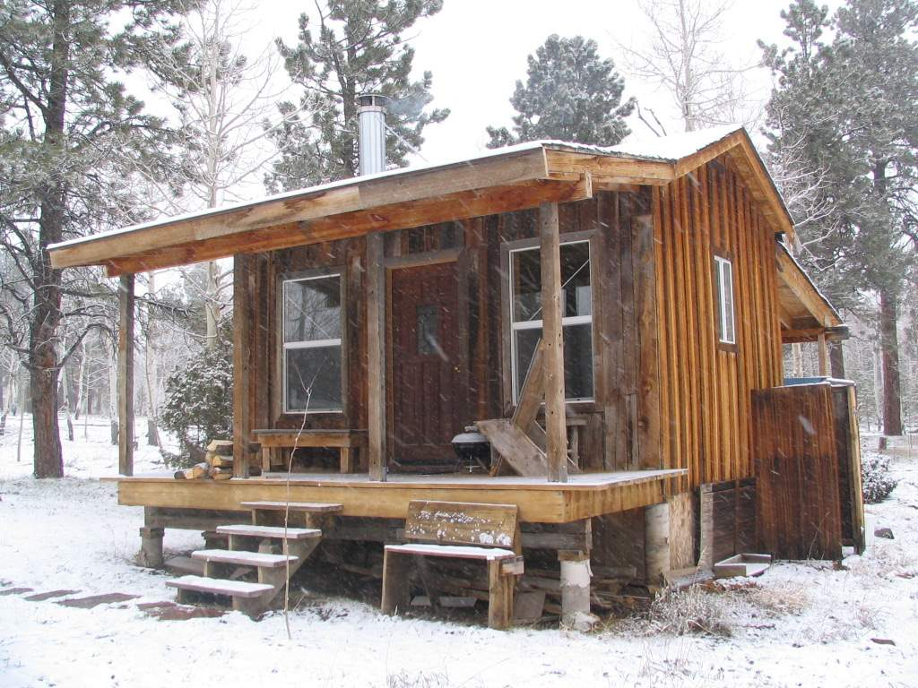 Rustic Log Cabins Design Ideas Mountain Cabin Old