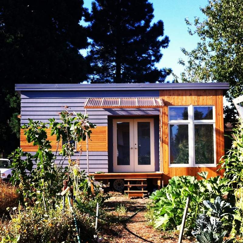 Rustic Tiny House Want Minimalist