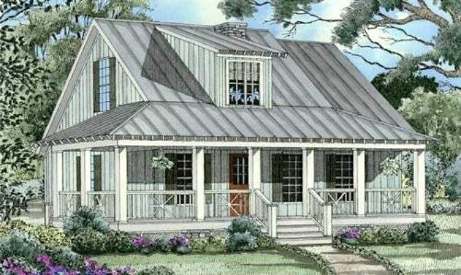 Rustic Vacation Home Plans Style