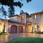Sater Design Collection Ferretti Home Plan