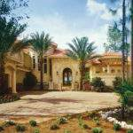 Sater Design Collection Fiorentino Home Plan