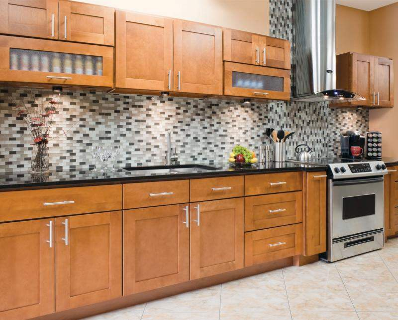Shaker Style Cabinets Design Home