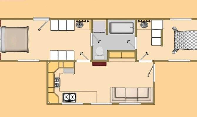 Shipping Container Floor Plans Best Home Interior