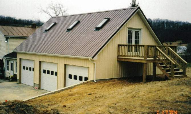 Shop Living Quarters