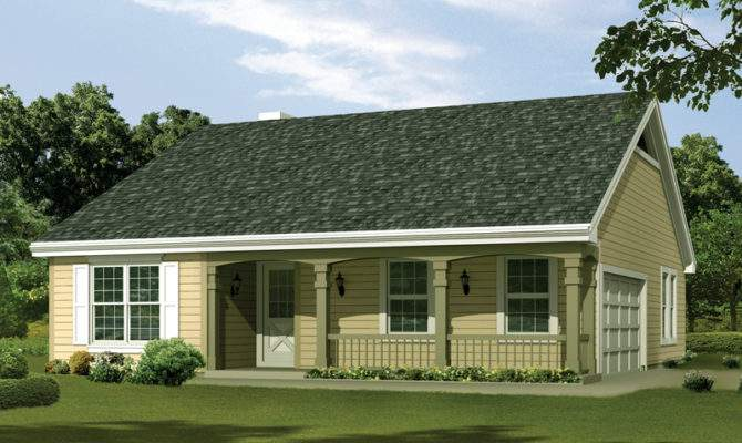 Silverpine Cottage Home Plan House Plans More
