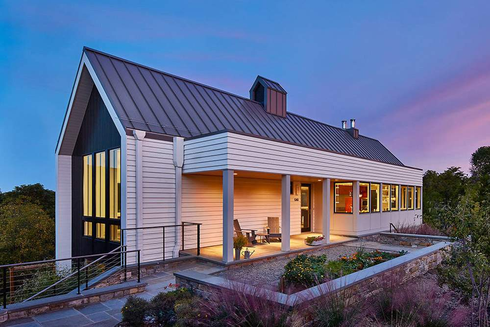 Simple Gable Roof Home Plans