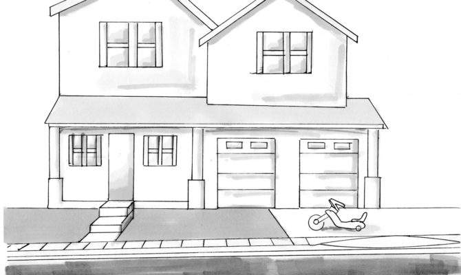 Simple House Drawing Related Keywords Suggestions