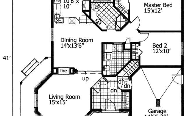 Simple One Story House Plans Home Design Style