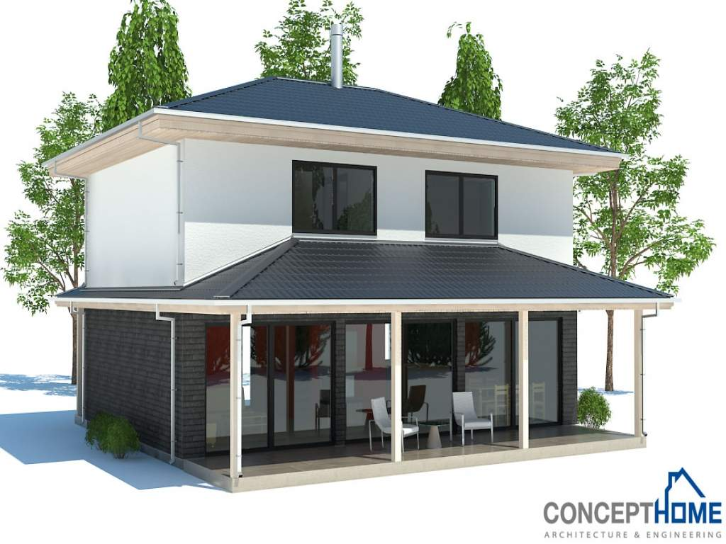 Simple Small House Floor Plans Affordable