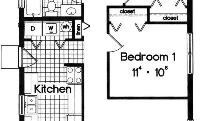 Simple Small House Floor Plans Pricing