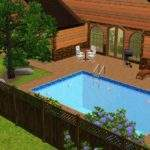 Sims Backyard Ideas Outdoor Furniture Design